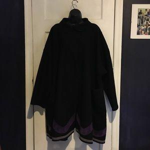 Osgood smuk Jackets & Coats - Osgood Smuk Vintage Wool Coat